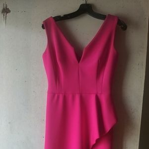 💓🍭Barbie pink💓💓 Evening gown! USED ONCE!💓🧁🍭